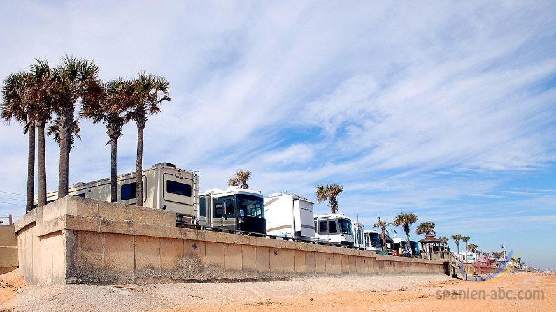 Campingurlaub Spanien