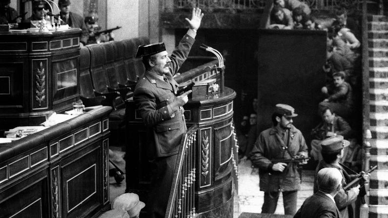 23-F – Der Putschversuch von 1981 in Spanien