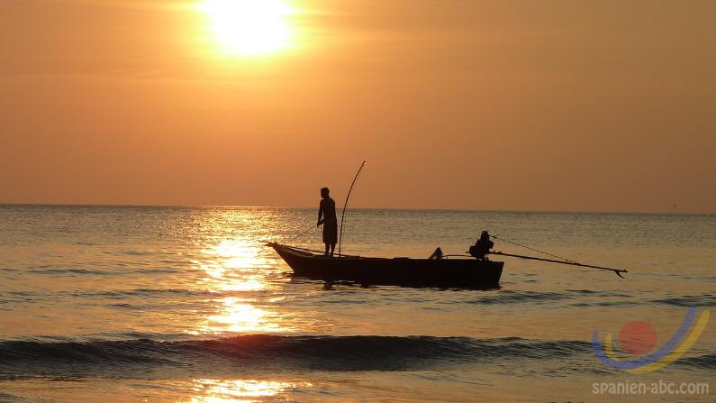 Angeln in Spanien – Fischereihäfen, Angelurlaub Spanien