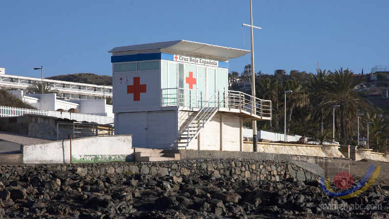Erste Hilfe in Spanien – Rotes Kreuz (Cruz Roja)