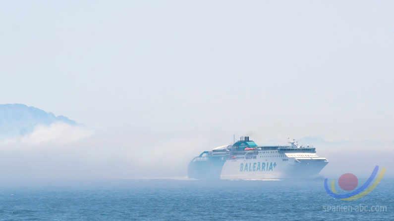 Fähren und Reedereien in Spanien Balearia