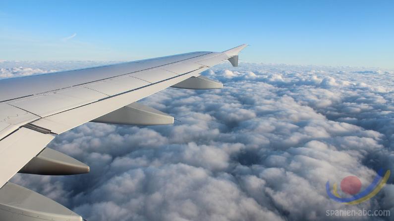 Spanien von A-Z - Anreise nach Spanien per Flugzeug