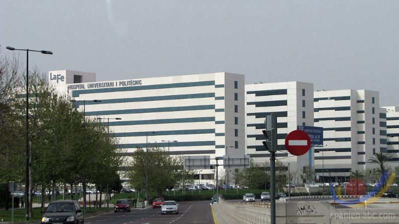 Öffentliche Arztzentren und Kreiskrankenhäuser an der Costa Blanca