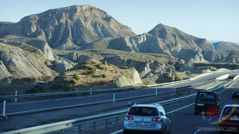 Spanien von A-Z - Autobahnen in Spanien