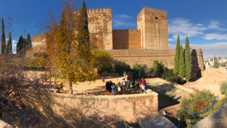 Granada – die Alhambra