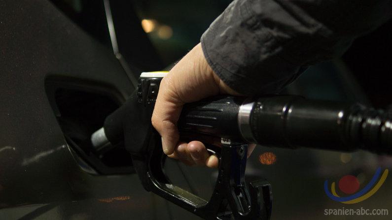 Benzinpreise Spanien