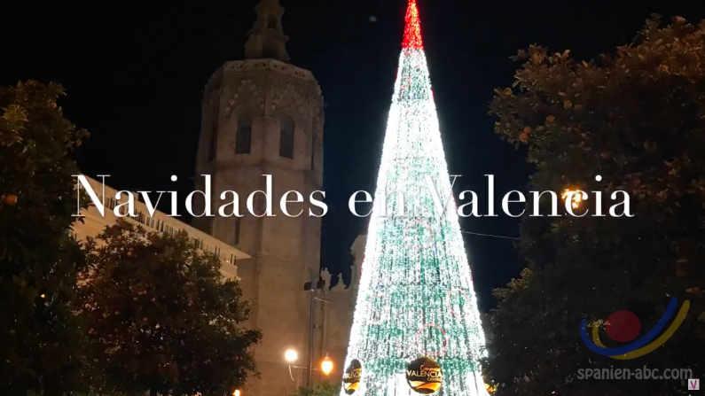 Weihnachten in Valencia