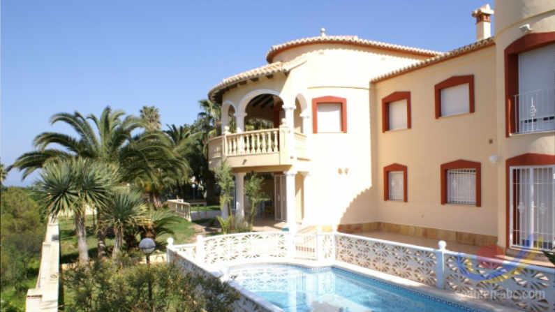 Ferienhäuser in Spanien