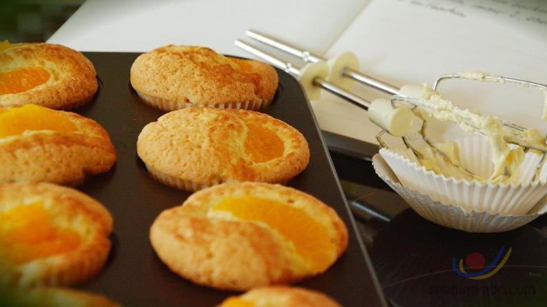 Magdalena, Muffin oder Cupcake Rezepte aus Spanien