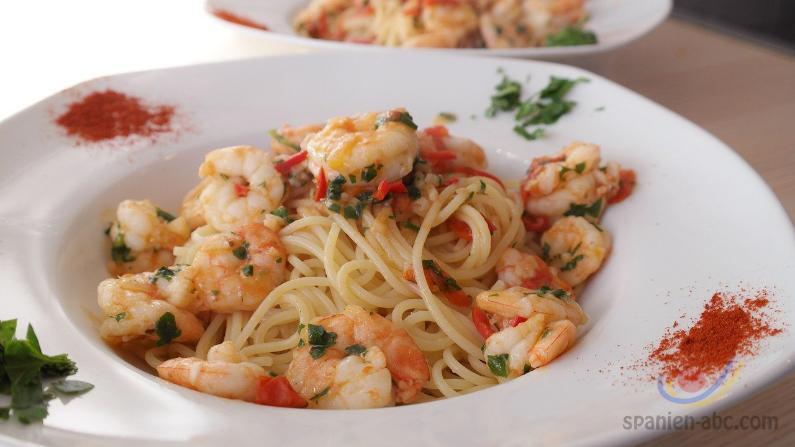 Pasta Rezepte – Spanische Küche