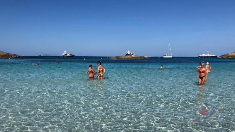Formentera Playa de ses Illetes