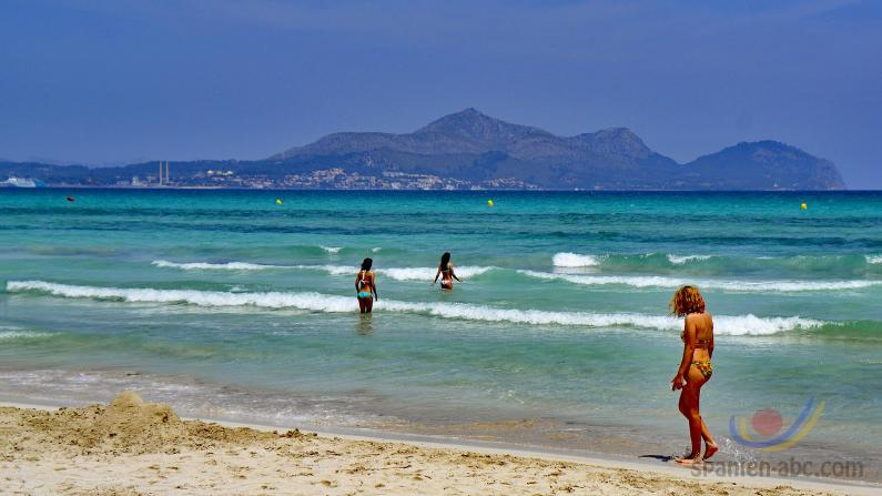 Mallorca Playa de Muro
