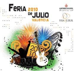 Feria de Julio in Valencia