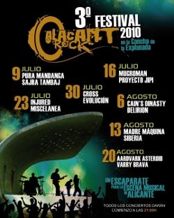 Alicante rockt – Rocksommer in Alicante