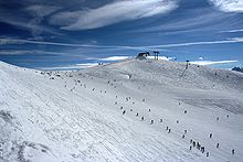 Skiurlaub, Ski fahren in Spanien