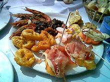 Tapas Rezepte aus Spanien