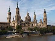 Spanische Renaissance in Aragonien. Architektur in Spanien