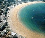 Die Strände – Donostia – San Sebastián / Baskenland