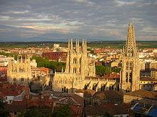 Sehenswürdigkeiten von Burgos