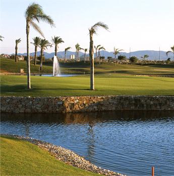 Golfurlaub in Spanien