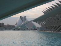 Aquarium L'Oceanogràfic in Valencia