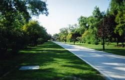 Los Jardines del Turia – der größte Park Valencias