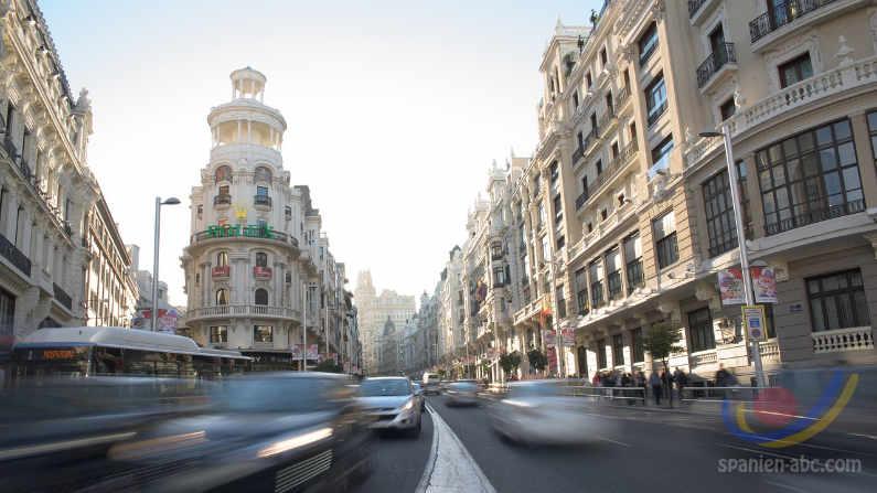 Verkehrsregeln in Spanien