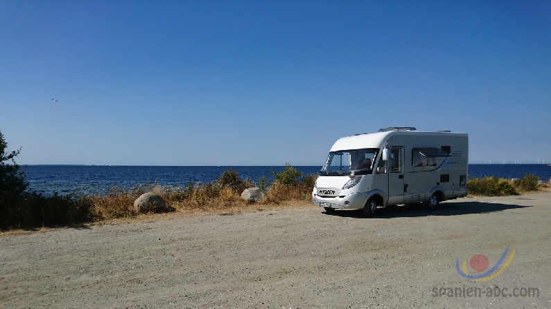 Camping – Urlaub in Spanien – wo ist es am schönsten?